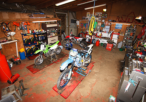 Washbrook farm motocross workshop servicing and repairs sciox Images