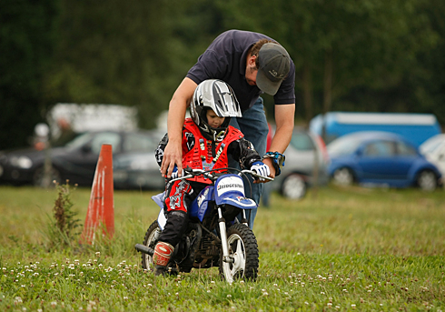 Washbrook Motocross Practise Tracks